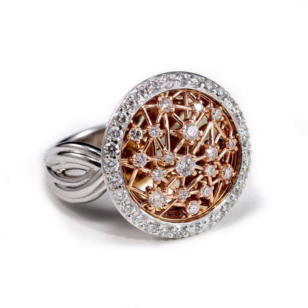 Two-Tone Web Ring