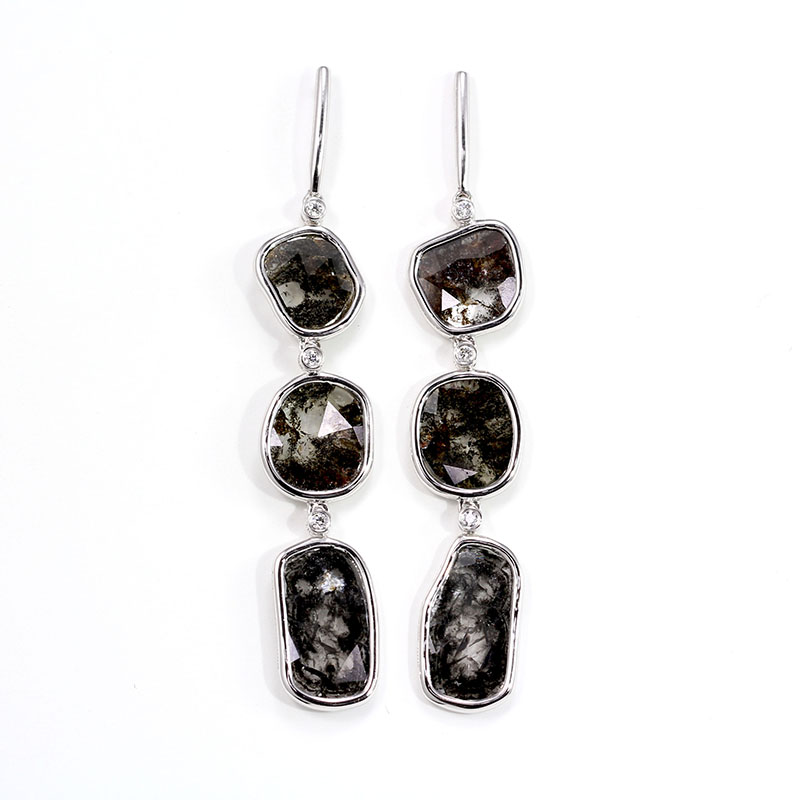 Diamond Slab Dangles