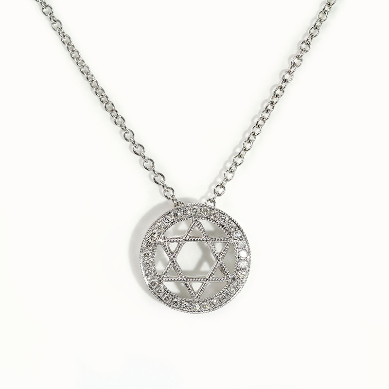 Diamond Star of David